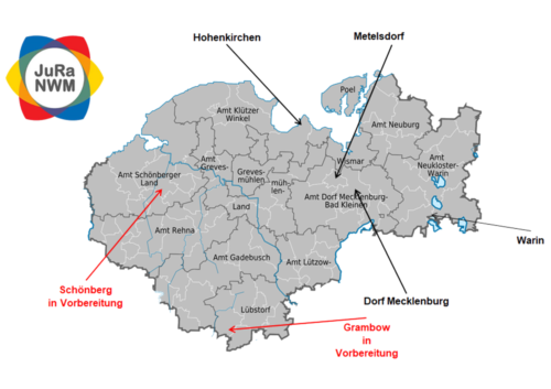 JURA Karte NWM